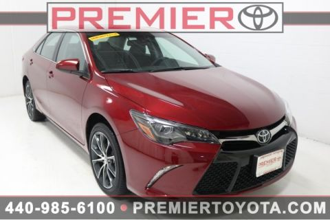 New 2017 Toyota Camry XSE