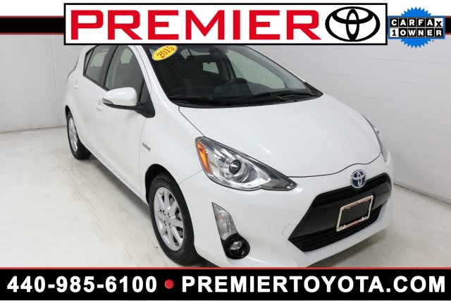 Pre Owned 2015 Toyota Prius C Four 5d Hatchback In Amherst 105068a