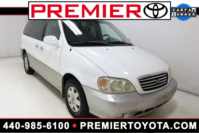 Wonderful Pre Owned 2003 Kia Sedona EX